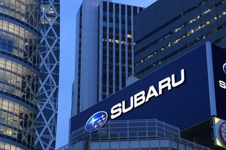 Subaru, Avrupa pazarı için elektrikli SUV geliştirdiğini duyurdu