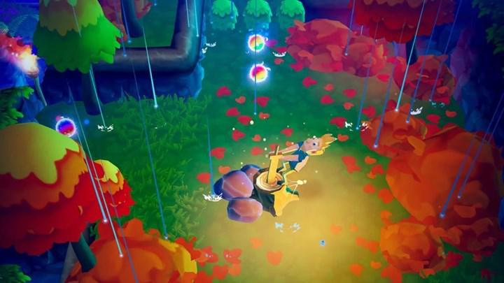 Aksiyon macera oyunu Headland, iOS ve Android cihazlar için yayınlandı