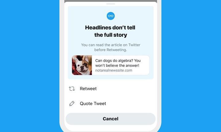Twitter yeniden geleneksel Retweet tasarımına döndü