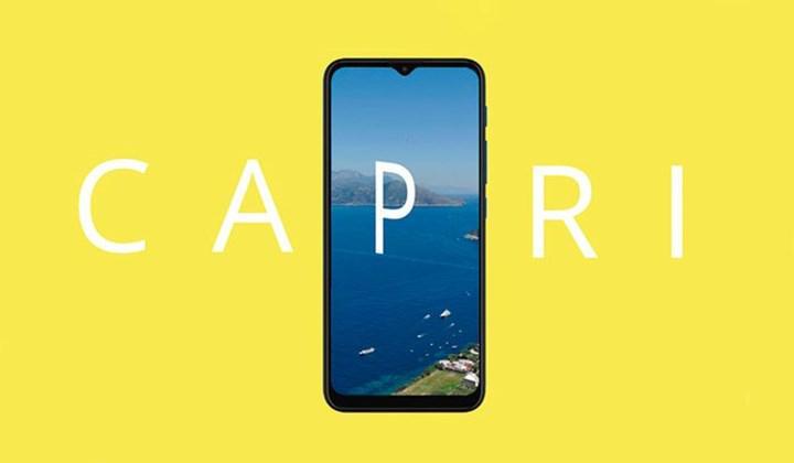 Motorola Capri'nin teknik detayları ortaya çıktı