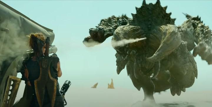 Monster Hunter filminin inceleme puanları yayınlandı: 'Çok kötü bir film'