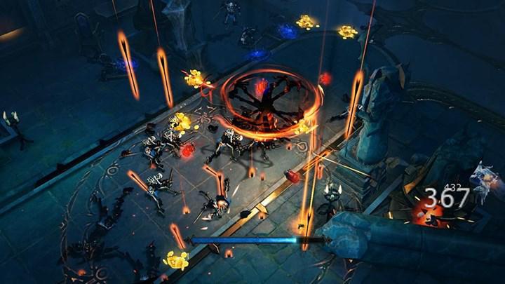 Diablo'nun mobil oyunu Diablo Immortal ücretsiz olacak; alfa testleri başlıyor