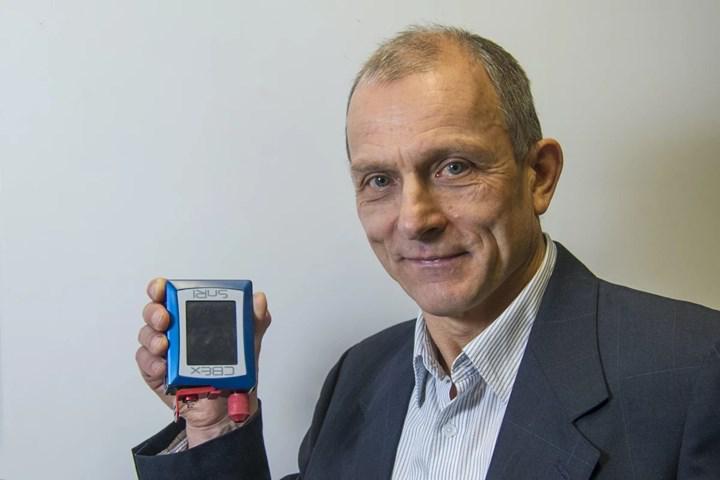 Suç mahallinde kan analizinde kullanılabilecek cihaz geliştirildi