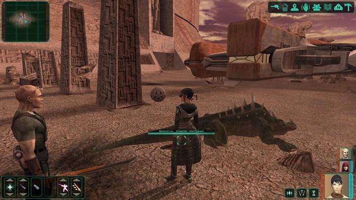 Star Wars Knights of the Old Republic II: The Sith Lords, mobil cihazlar için çıktı