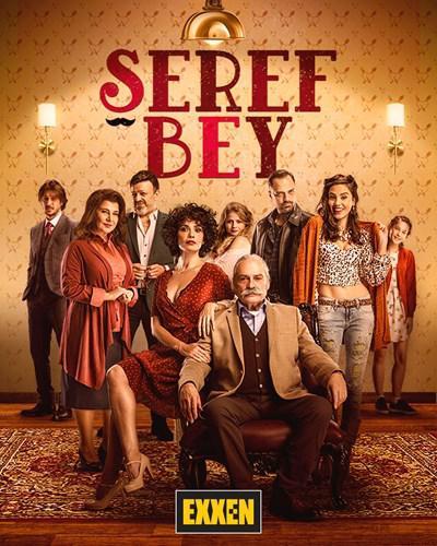 Exxen'in ilk dizisi olan Haluk Bilginer'in başrolünde olduğu Şeref Bey'den poster yayınlandı
