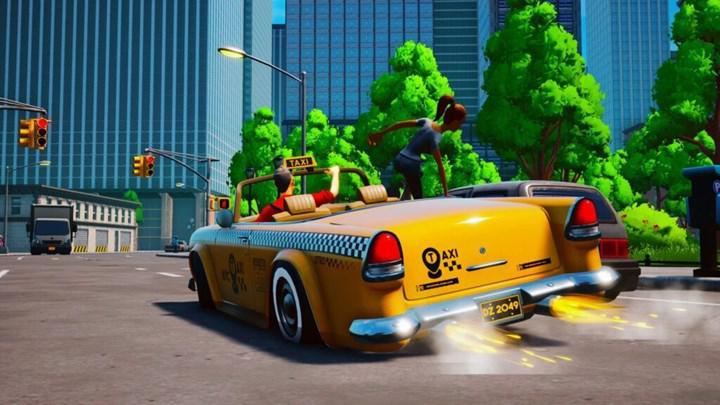 Bir zamanların en popüler oyunu Crazy Taxi'nin devam oyunu Taxi Chaos, Şubat 2021'de çıkıyor