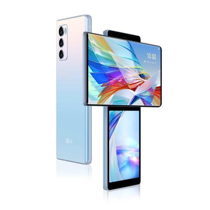 Çift ekranlı LG Wing yakında Türkiye'ye geliyor