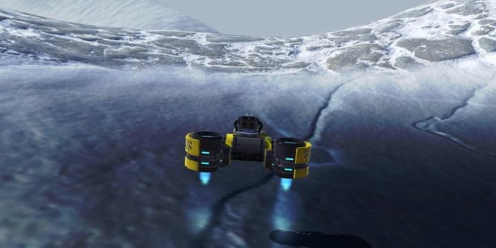 Ücretsiz bilim kurgu aksiyon macera oyunu Xenon Moon, mobil cihazlar için yayınlandı