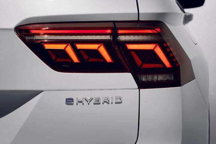 Avrupa'da siparişe açılan Volkswagen Tiguan eHybrid'in detayları belli oldu