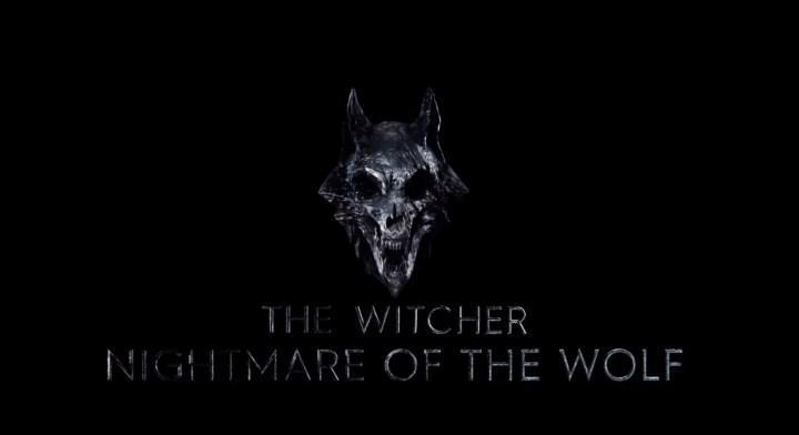 Netflix, Witcher animesinin logosunu paylaştı: Nightmare of the Wolf