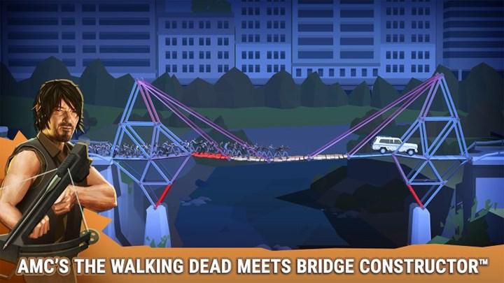 Haftalık Mobil Oyun Önerisi 05: Bridge Constructor: The Walking Dead