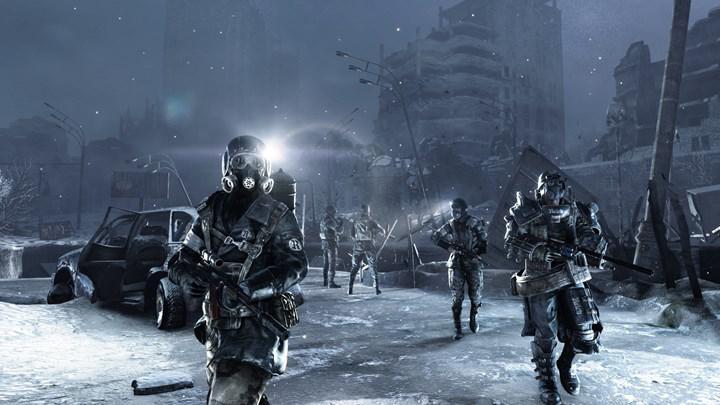 Kıyamet sonrasında geçen oyun Metro 2033 Redux, Epic Games'te ücretsiz