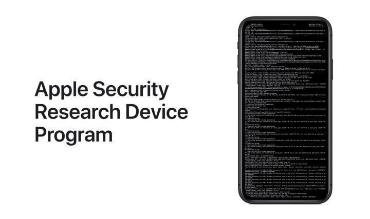 Apple, Güvenlik Araştırma Cihazı Programı'nı başlattı: İlk özel iPhone gönderildi