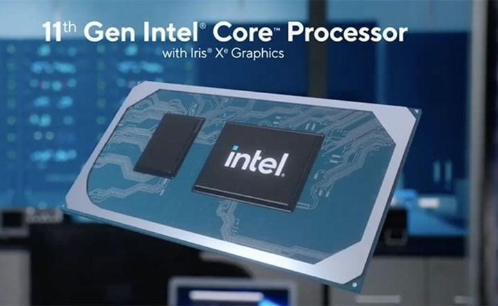 Intel Tiger Lake-H35 işlemcileri ortaya çıktı