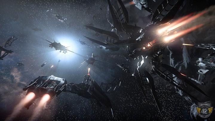 Star Citizen'in hikaye modu Squadron 42, yakın bir tarihte çıkmayacak