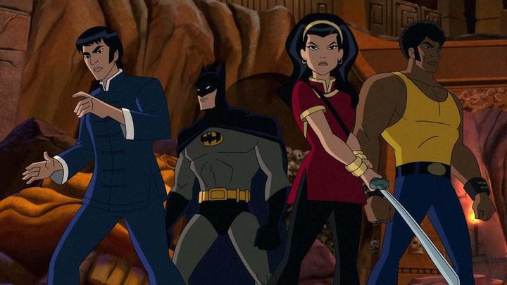 Yeni Batman animasyon filmi Batman: Soul of the Dragon'dan bir klip yayınlandı