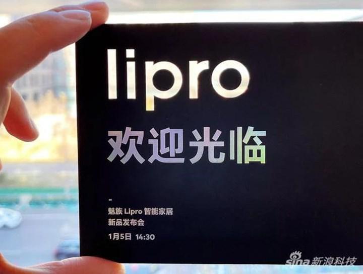 Meizu yeni alt markasını tanıtmaya hazırlanıyor: Lipro