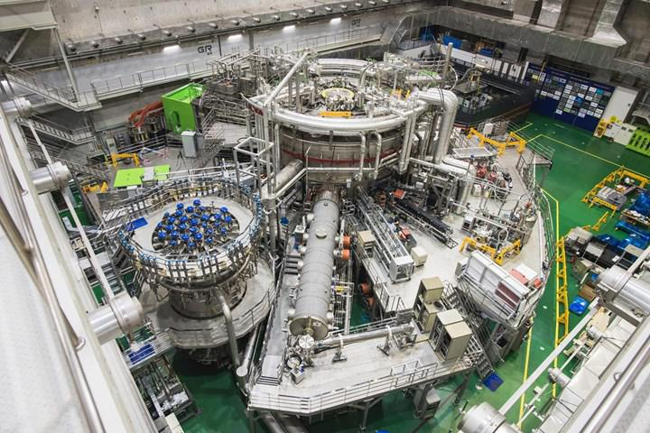 Güney Kore'nin nükleer füzyon reaktörü yeni bir rekora imza attı