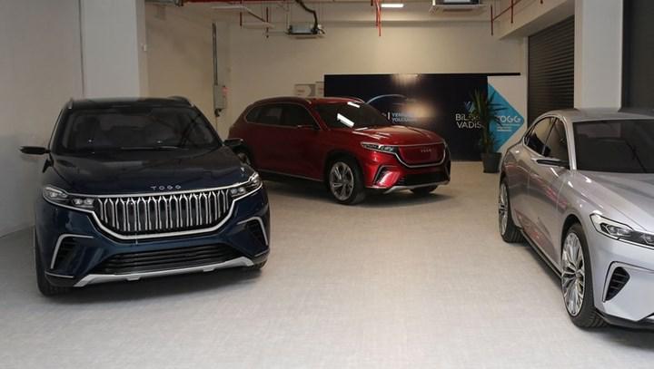 TOGG, yerli otomobilde 1 yıl boyunca yapılan çalışmaları paylaştı