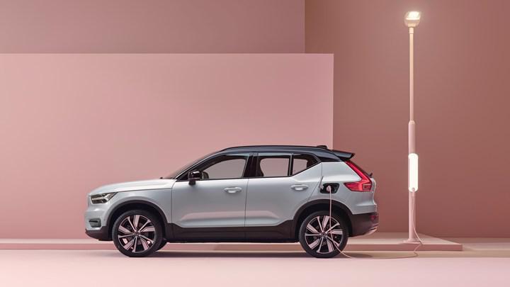 Volvo ikinci elektrikli otomobilini çıkarmaya hazırlanıyor