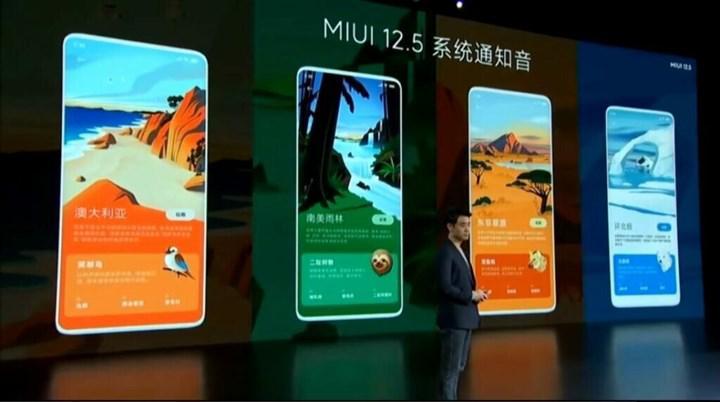 MIUI 12.5 duyuruldu: Daha akıcı ve daha hızlı
