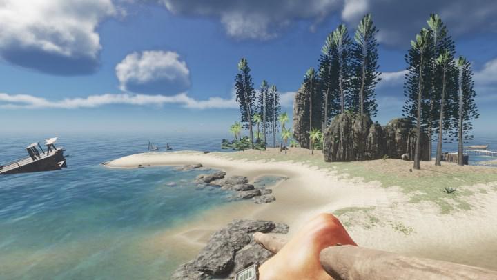 Açık dünya hayatta kalma oyunu Stranded Deep, Epic Games'te ücretsiz