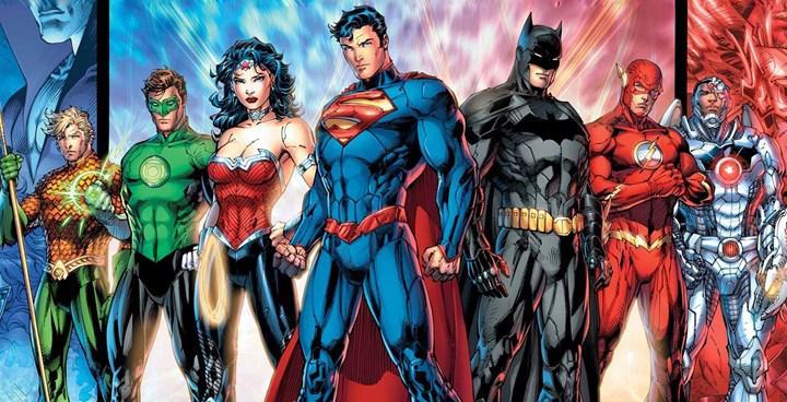 DC, 2022'den sonra her yıl 6 film yayınlamayı planlıyor