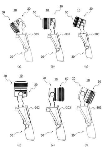 canon degistirilebilir lens yapisina ve gimbal benzeri tasarima sahip bir kamera patenti aldi128363 1 | Tekno Deha