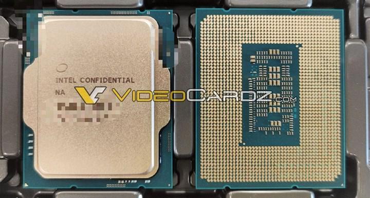 16/24 Intel Alder Lake işlemcisi ortaya çıktı