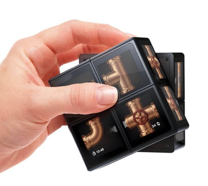 Dijital Rubik küp