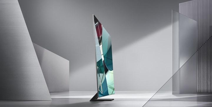 Samsung televizyonları ortama göre sahneyi ayarlayabilecek