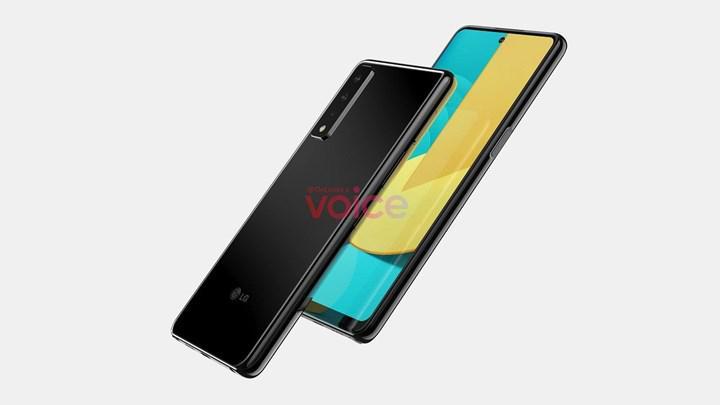 LG'nin Galaxy Note serisi rakibi Stylo 7'nin görüntüleri sızdırıldı