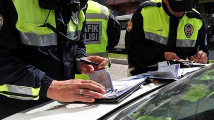 2021 yılının zamlı trafik cezaları belli oldu