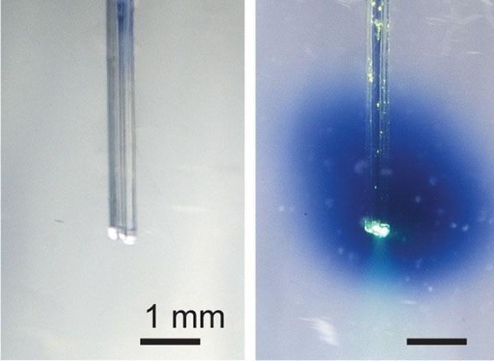 İlaç depolayabilen ve ışık enerjisiyle ilaçların aktivasyonunu sağlayan implant geliştirildi