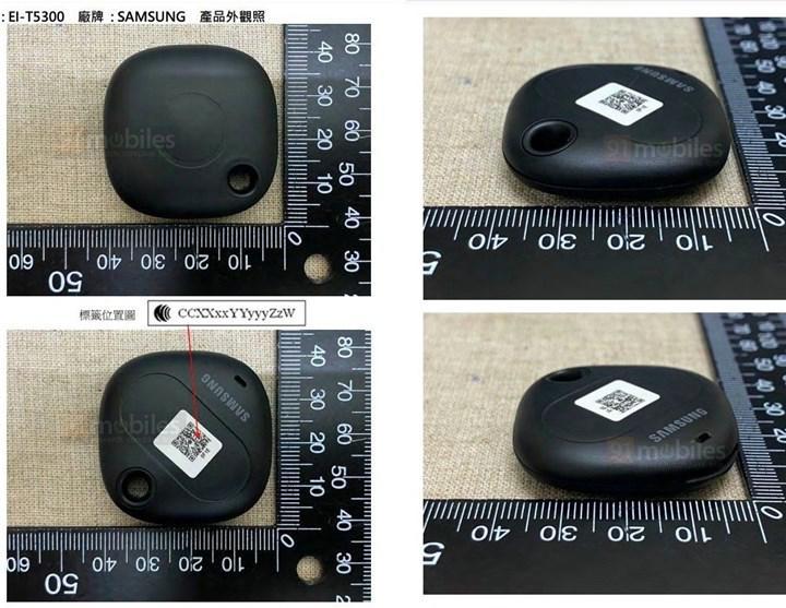 Samsung'un takip cihazı Galaxy SmartTag ilk görüntüleri ile karşımızda