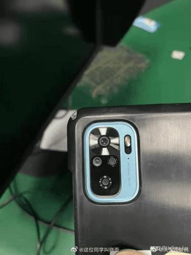 Yaklaşmakta olan Redmi K40, canlı olarak görüntülendi