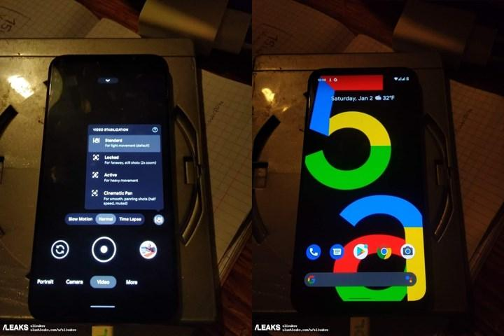 Google Pixel 5a çalışır vaziyette görüntülendi
