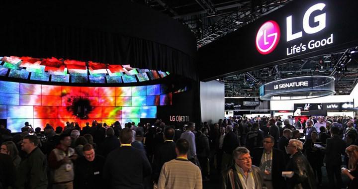 LG, CES 2021'de 'bükülebilir' OLED oyun monitörünü tanıtacak