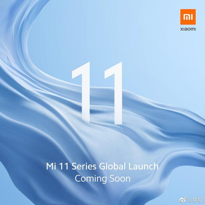 Xiaomi Mi 11 çok yakında dünyaya açılıyor