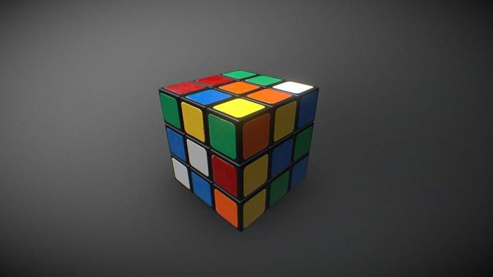 Dünyanın en çok satan oyuncaklarından Rubik Küpü'nün filmi geliyor