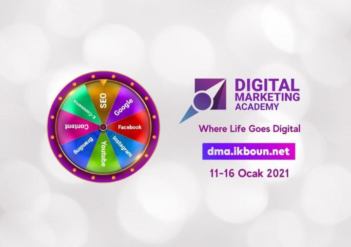 Boğaziçi Üniversitesi Digital Marketing Academy 11 Ocak'ta başlıyor
