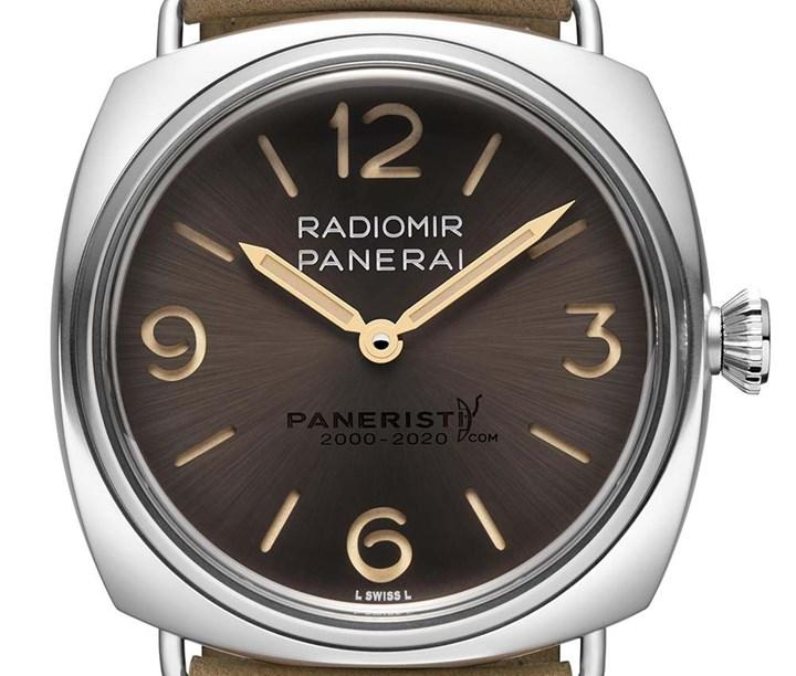 Panerai, Radiomir Venti modelini duyurdu