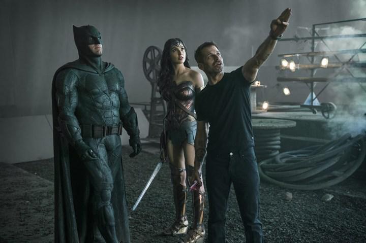 Zack Snyder, Justice League Snyder Cut'tan sonra DC filmlerini bırakacak