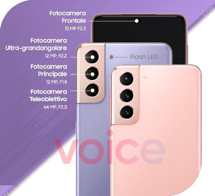 Samsung Galaxy S21 serisinin kamera özellikleri detaylandı [İnfografik]