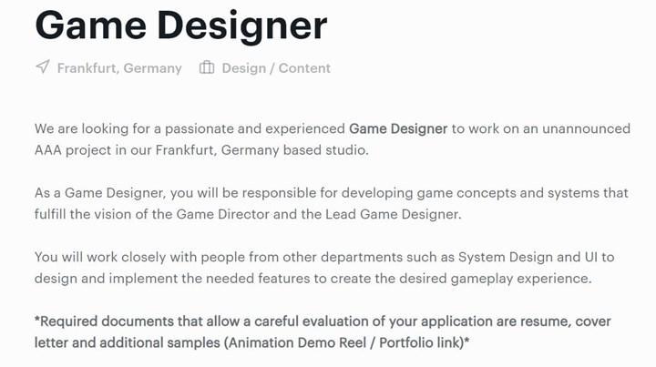 Crysis'in geliştiricisi Crytek, yüksek bütçeli yeni bir oyun üzerinde çalışıyor