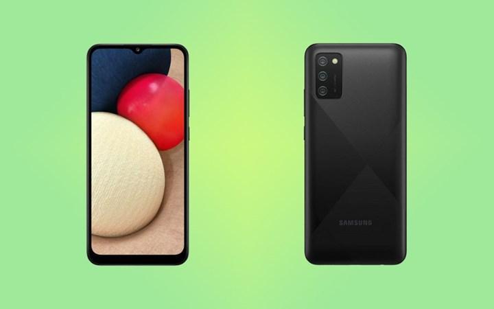 Samsung uygun fiyatlı Galaxy M02s akıllı telefonunu tanıttı