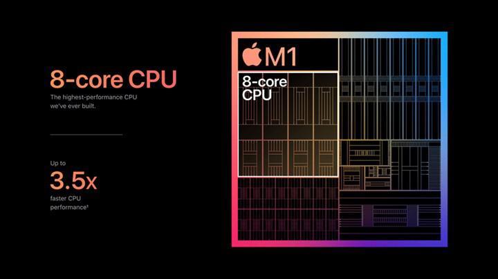 Apple: Özelleştirilmiş 64-bit çalışmaları bizimle başladı