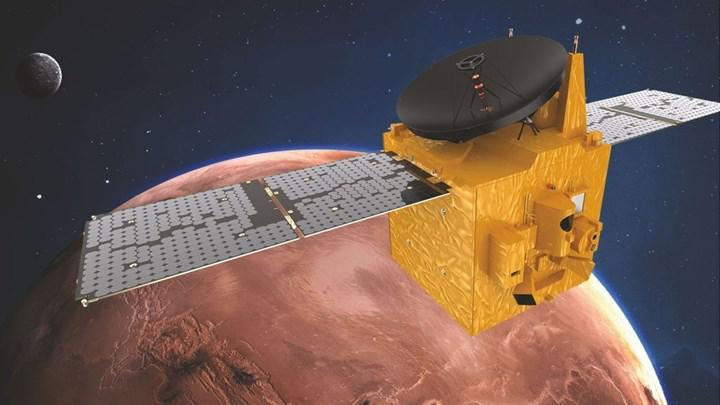 Üç farklı ülke önümüzdeki ay Mars'a ulaşıyor