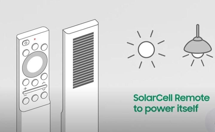 Samsung güneş enerjisiyle şarj edilen uzaktan kumandasını tanıttı