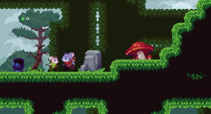 Metroidvania oyunu Micetopia mobil cihazlar için duyuruldu